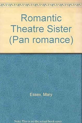 book cover of Romantic Theatre Sister