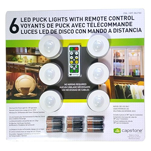 battery powered remote control led lights amazon com