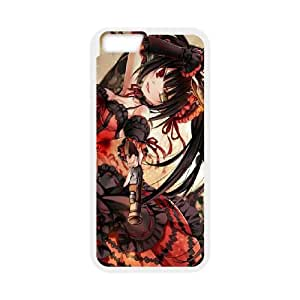 Date A Live iPhone 6s 4.7 Inch Cell Phone Case White 91INA91235176