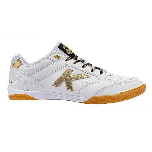 Kelme Precision 40th, Zapatilla de fútbol Sala, Blanco: Amazon.es: Zapatos y complementos