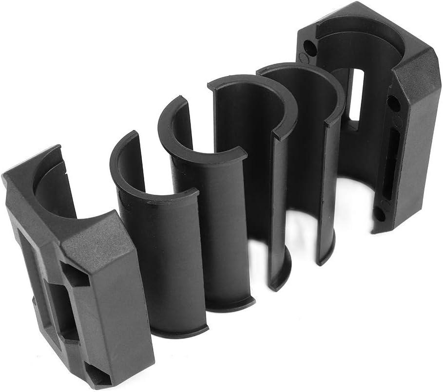 Broco Pare-chocs Bloc 28mm Fit for R1200GS R1150GS 3 paires de moteur de moto Garde pare-chocs Protection Bloc D/écor 22//25