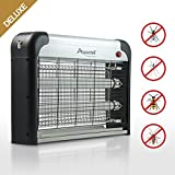 Deluxe Model-Aspectek 20W Electronic Bug Zapper, Insect Killer for Residential & Commercial