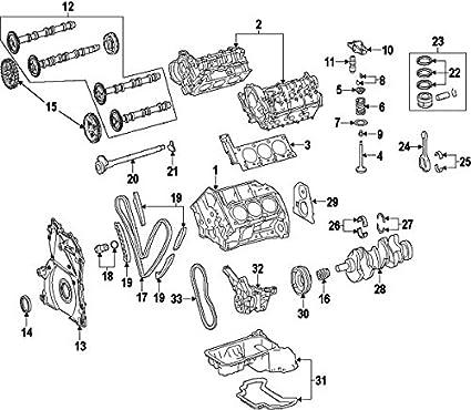 Amazon Com Mercedes Benz 642 050 03 11 Engine Timing Chain