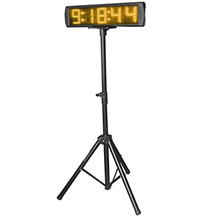 Amazon com : Large LED Countdown Timer With Stand Ultra