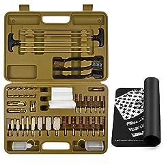 Universal Gun Cleaning Kit Supplies