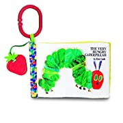 The World of Eric Carle, The Very Hungry Caterpillar On the Go Soft Teether Book, 8