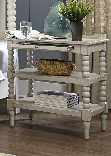 Liberty Furniture INDUSTRIES 731-BR62 Harbor View III Bedroom Open Night Stand, 26