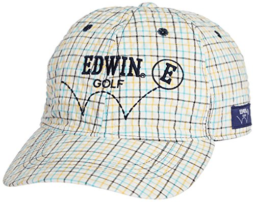 (エドウィンゴルフ) EDWIN GOLF サッカー地キャップ
