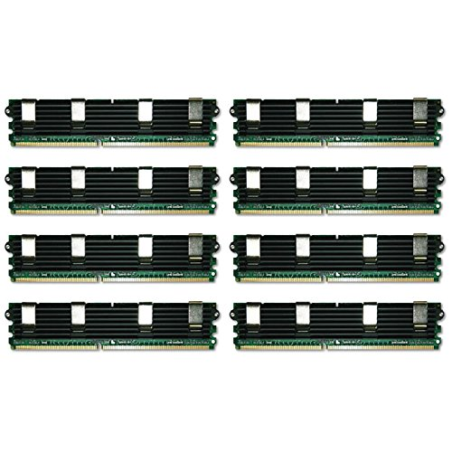 32GB Kit (8x4GB) DDR2 PC2-6400 800MHz FBDIMM ECC Fully Buffered Memory RAM for 2008 Apple Mac -