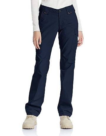 dc81f24c3286 CQR Women's Flex Stretch Tactical Long Pants Lightweight EDC Assault Cargo  with Multi Pockets WFP510