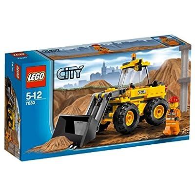 LEGO - 7630 - Jeu de construction - LEGO City - La pelleteuse