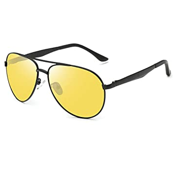 RUIXIAO HD Gafas de Sol de visión Nocturna Gafas polarizadas ...