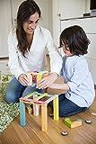 8 Piece Tegu Pocket Pouch Magnetic Wooden Block