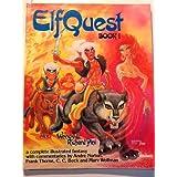 Cutter And Leetah Bag Tag Elf Quest
