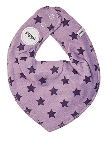 Pippi 4er Set ~ zur Auswahl ~ Baby Dreieckstuch Halstuch 4 St/ück Organic Cotton Sterne