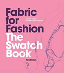 This easily navigable resource provides over 125 swatches of the most recognized and widely used varieties of fabric, including natural fabrics such as cottons, silks, wools, and linens as well as artificial and synthetic fabrics like acetate...
