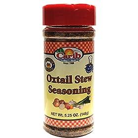 Carib Oxtail Stew Seasoning – 5.25 Oz