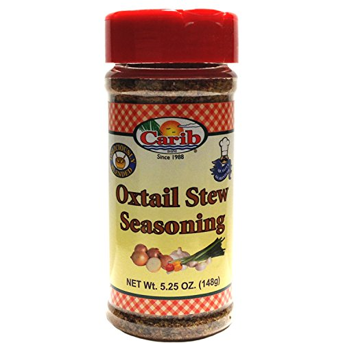 Carib Oxtail Stew Seasoning – 5.25 Oz