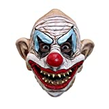 Kinky the Clown Latex Mask Adult Evil Scary Killer Klown Mask Halloween Horror