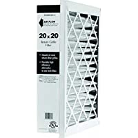 Honeywell FC40R1003 Return Grill Media Air Filter, 20 x 20 (Pack of 5)