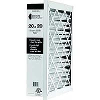 Honeywell FC40R1830 Return Grill Media Air Filter, 18 x 30 (Pack of 5)