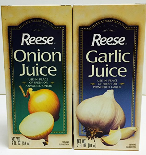 Reese Garlic Juice and Onion Juice for Flavor Foods