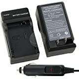 HDE Rapid Battery Charger For Canon LP-E8