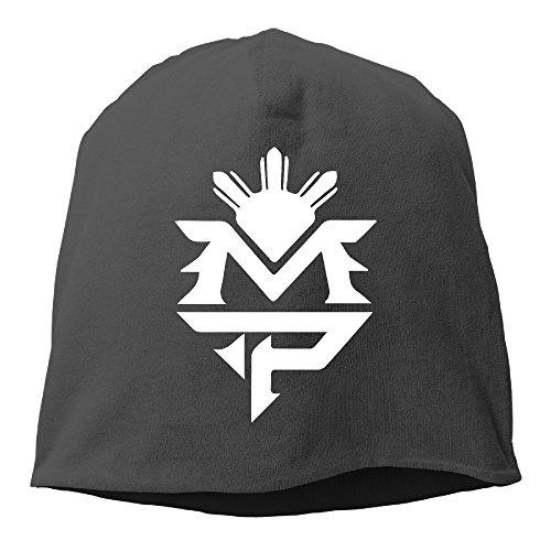 Icon Skull Hat - Skull Cap Beanie MP Manny Pacquiao Icon