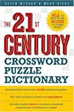 The 21st Century Crossword Puzzle Dictionary, Kevin McCann and Mark Diehl, 140272134X