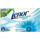 Lenor Sheets April Fresh 4x34 per pack