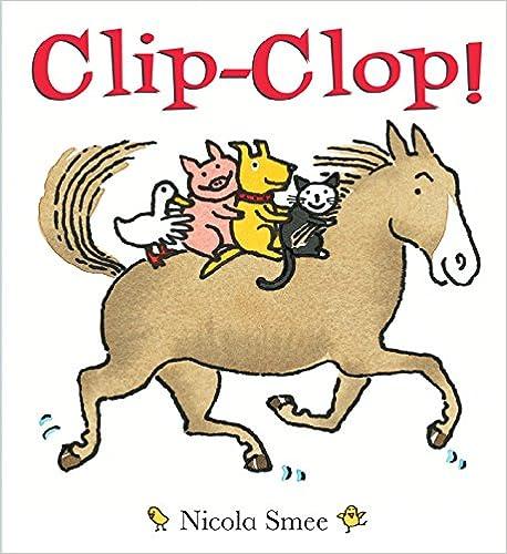 Clip-Clop!