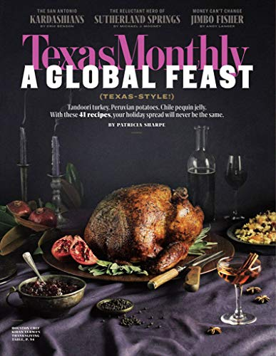 Magazines : Texas Monthly