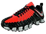 Nike Total Shox Men's Running Shoes 749775-600 Bright Crimson Metallic Silver-Black 9 M US For Sale