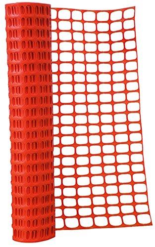 Rete In Plastica Per Cantiere.Blinky 88513 Rete Per Cantieri Arancio Rotolo Mt 50 Nero Oro