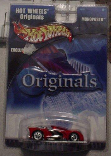 Hot Wheels Originals Monoposto -  Mattel