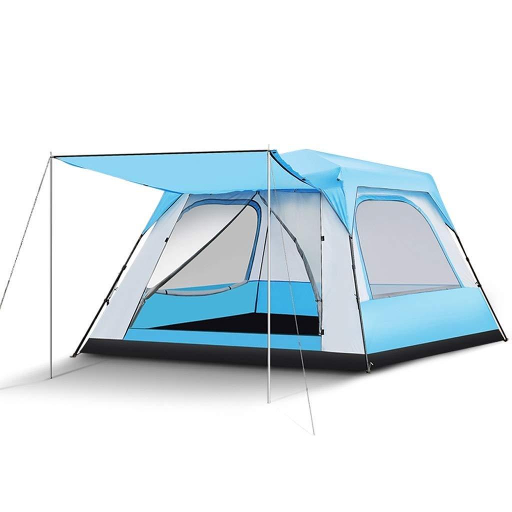 IRVING 5-8-Personen-Zelt für Camping   Elite Zelt mit einfacher Einrichtung