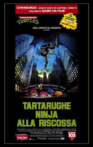 Teenage Mutant Ninja Turtles: The Movie 11 x 17 Póster de ...