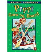 By Lindgren, Astrid ( Author ) [ Pippi Goes on Board (Pippi Longstocking) ] Feb - 1977 { Paperback }