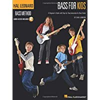 Hal Leonard Bass for Kids: A Beginner's Guide with Step-by-Step Instruction for Bass Guitar (Hal Leonard Bass Method) Bk…