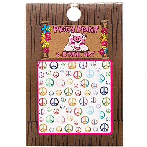 piggy-paint-nail-art-sticker-accessories-for-girls-fingernails-peace-sign