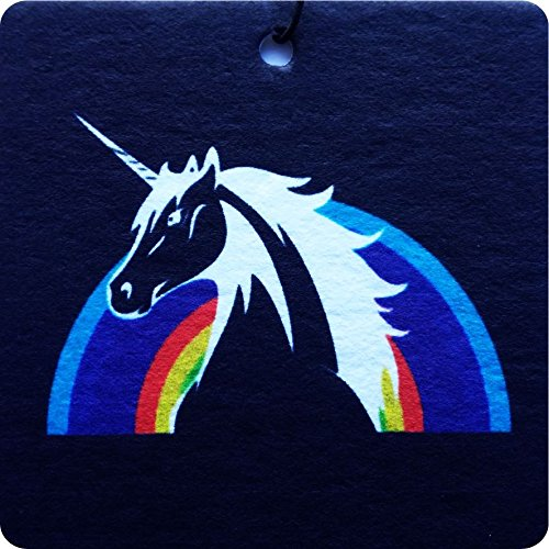 unicorn air freshener - 4