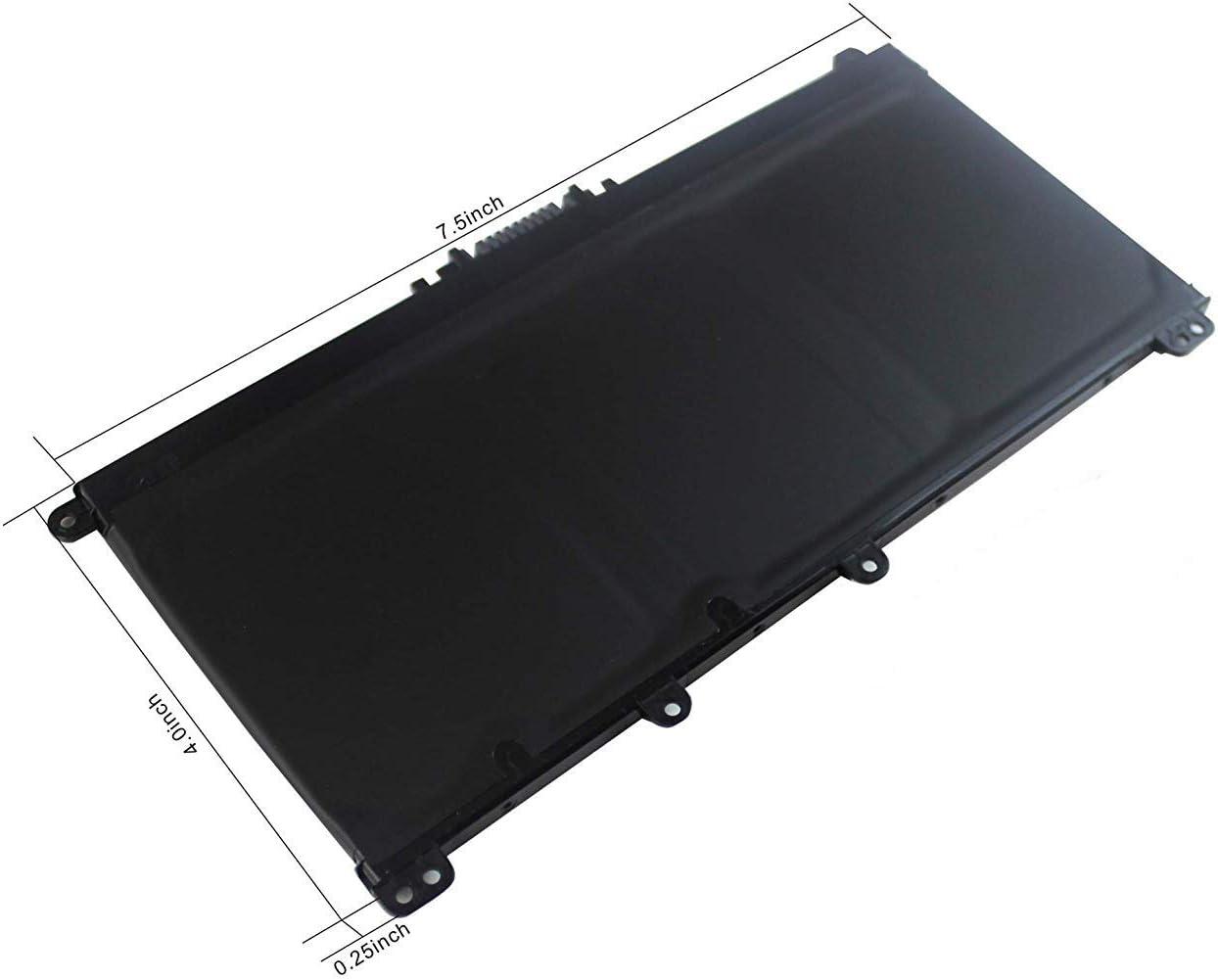Hubei TF03XL TF03041XL 920046-421 920070-855 920046-121 Laptop Battery Compatible For HP Pavilion 17-AR050WM 17-AR007CA 15-CC 15-CD 14-BF Series HSTNN-LB7X HSTNN-IB7Y HSTNN-LB7J 11.55V 41.7Wh