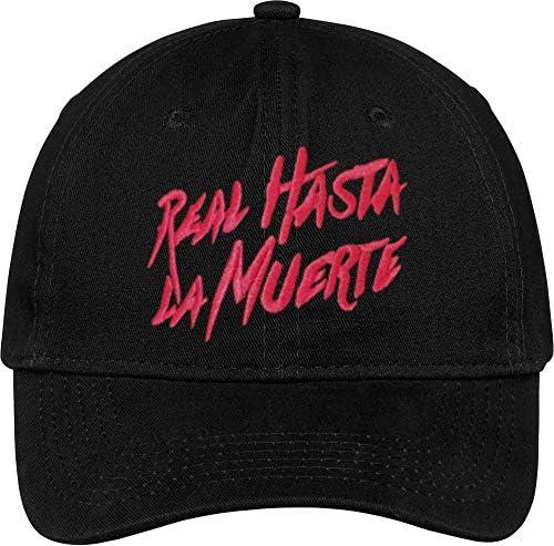 Real G 4 Life Hat Real Hasta La Muerte Trap Reggaeton Rap Baseball Dad Cap Gift