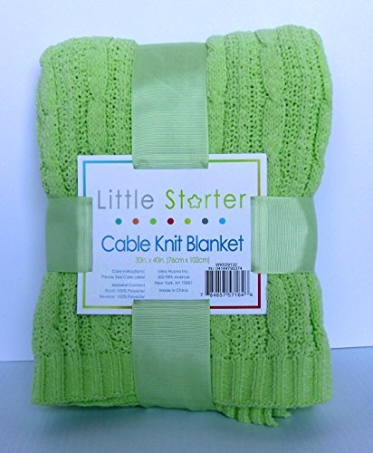 Heritage Club Cable Knit Blanket, 30