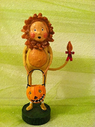 Lori Mitchell King of the (Cowardly Lion Figurine)