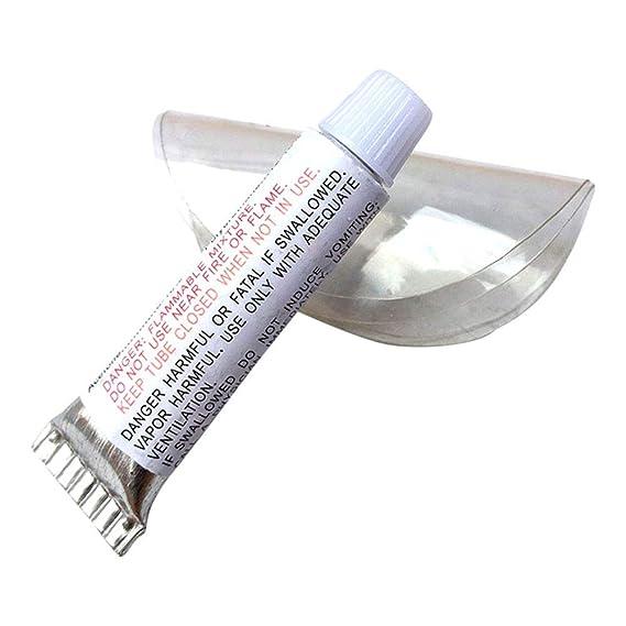 Guajave Barco Inflable Kit de Reparación PVC Material Adhesivo ...