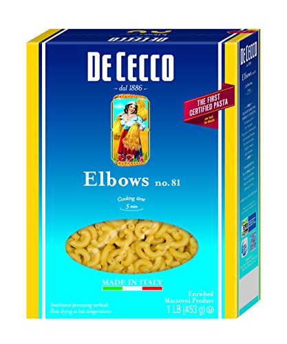 Cecco Pasta Elbows Ounce Pack