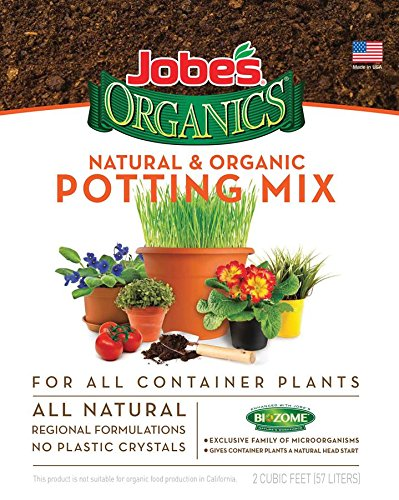 EASY GARDENER SOILS 08720P Organics Potting Mix, 2 cu.ft.