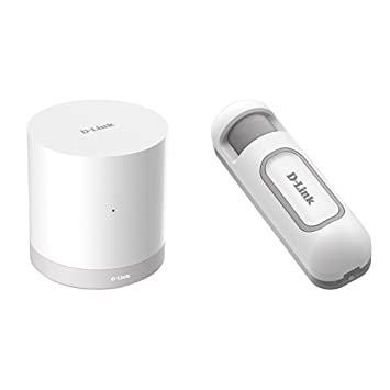 D-Link - Kit Sensor de Movimiento con Centralita Z-Wave Plus y WiFi