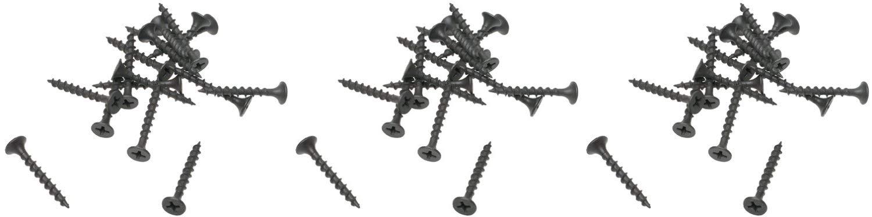 Grip Rite 114CDWS1 Black (Вundlе оf Тhrее)